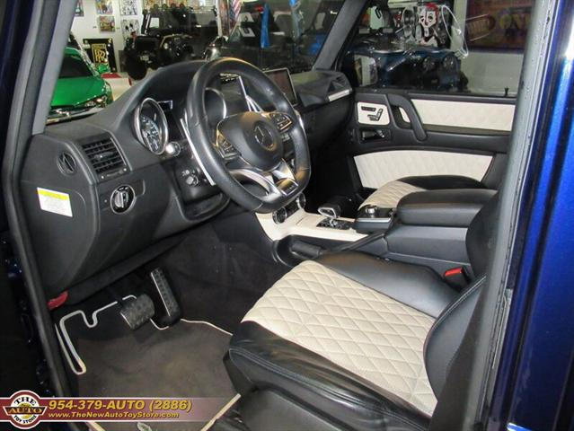 used vehicle - SUV Mercedes-Benz G-Class 2013
