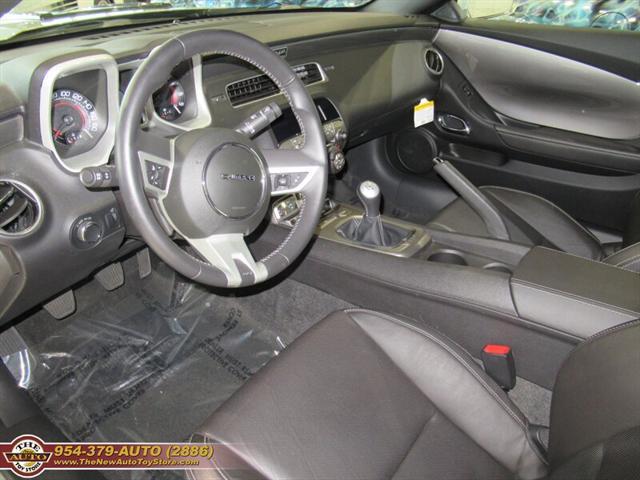 used vehicle - Coupe Chevrolet Camaro 2010