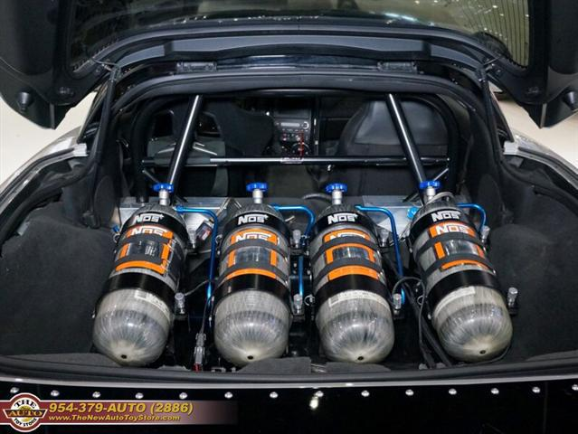 used vehicle - Coupe Chevrolet Corvette 2007
