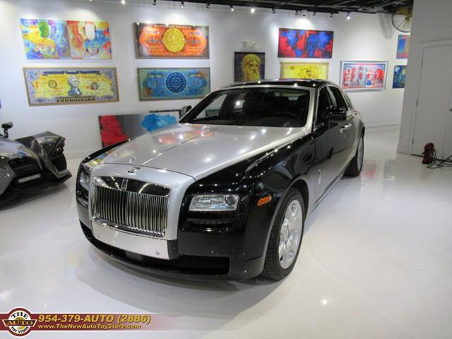 Used Rolls-Royce Ghost 2010 POMPANO