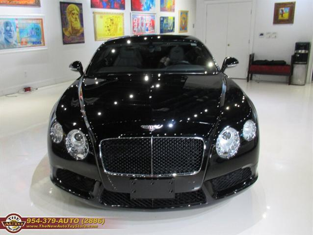 used vehicle - Coupe Bentley Continental Gt 2014