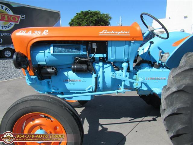 used vehicle -  Lamborghini Tractor 1959