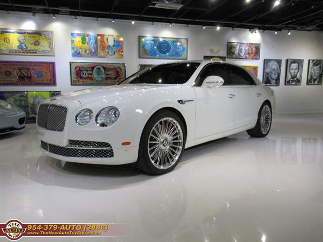 Used Bentley Flying-Spur 2015 POMPANO W12