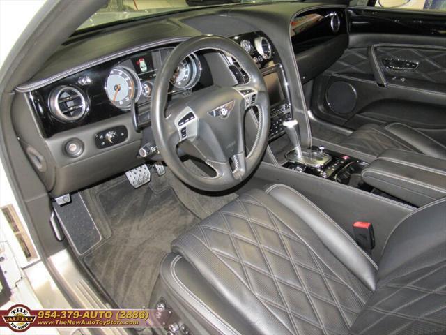 used vehicle - Sedan Bentley Flying Spur 2015