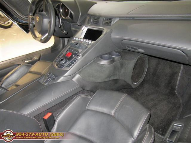used vehicle - Coupe Lamborghini Aventador 2012