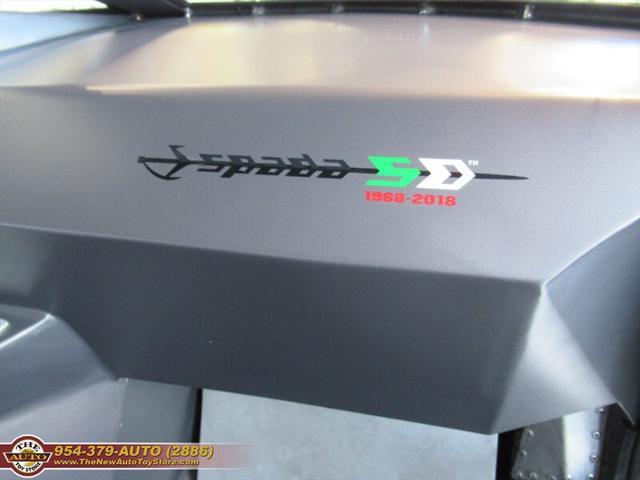 used vehicle -  Lamborghini Espada Rat Rod 1968