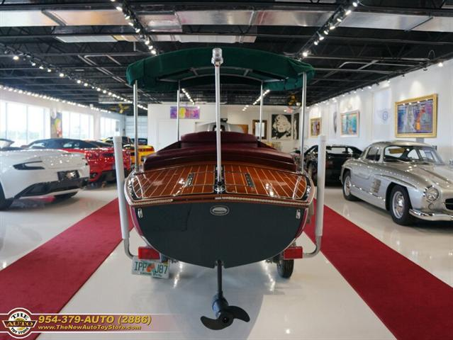 used vehicle -  The Canadian Electric Boat Company 2020