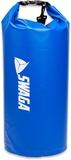 SWAGA 30L Dry Sack Waterproof Sports Bag - Blue