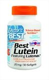 Best Lutein with Lutemax