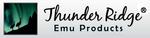 Thunder Ridge Emu Products logo