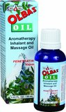 Aromatherapy Massage Oil & Inhalant