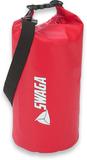 SWAGA 20L Dry Sack Waterproof Sports Bag - Red