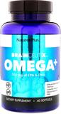 Brainceutix Omega Plus