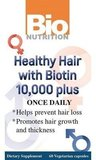 Healthy Hair with Biotin