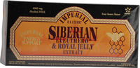 Siberian Eleuthero & Royal Jelly Extract