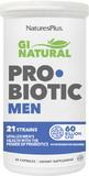 GI Natural Probiotic Men
