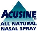 Acusine logo