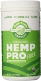 Organic Hemp Protein & Fiber Powder