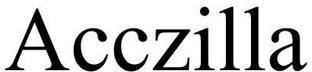 Acczilla logo