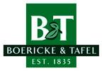 Boericke & Tafel logo