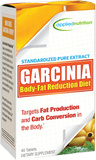 Garcinia Body-Fat Reduction Diet