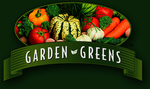 Garden Greens logo
