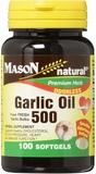 Odorless Garlic Oil