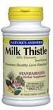 Milk Thistle Seed Standardized