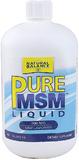 Pure MSM Liquid