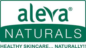 Aleva Naturals logo