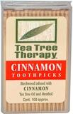 Tea Tree Toothpicks