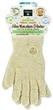 Aloe Moisture Ultra Plush Moisturizing Gloves Tan