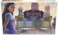 The Nutcracker and the Four Realms Collection Infinite Shine Nail Laquer 4 Piece Mini Lacquer Set