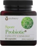 Spore Probiotic Advanced 6 Billion CFU Plus Triphala