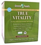 True Vitality Vegan Protein With DHA