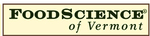 FoodScience of Vermont logo