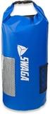 SWAGA 40 L Dry Sack Waterproof Sports Backpack - Blue