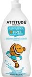Little Ones Fragrance Free Dishwashing Liquid for Baby