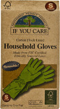 Cotton Flock Lined Household Latex Gloves
