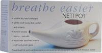Neti Wash Ceramic Neti Pot