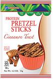 Protein Pretzel Sticks