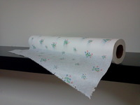 Exam Table Crepe Paper Rolls