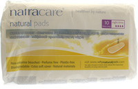 Natural Pads Night Time Extra Long