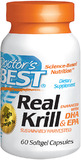 Real Krill Enhanced with DHA and EPA