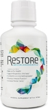 Restore 4 Life Trace Mineral & Lignite Liquid For Improved Wellness and Digestion Balance