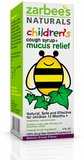 Zarbees All Natural Children's Cough Syrup + Mucus Relief