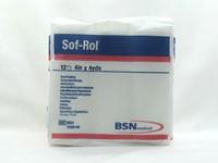 4 Inch x 4 Yard Sof-Rol Synthetic Rayon Cast Padding