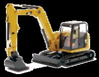 Cat® 308E2 CR SB Mini Hydraulic Excavator in 1:32 scale by Diecast Masters