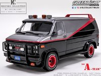 The A-Team 1983 GMC Vandura Resin in LARGE 1:12 Scale by Greenlight