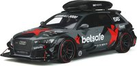 2015  AUDI RS6 C7 DTM in 1:18 Scale by GT Spirit